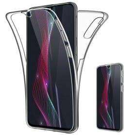 360 heltäckande silikon skal Samsung Galaxy A50 (SM-A505F)