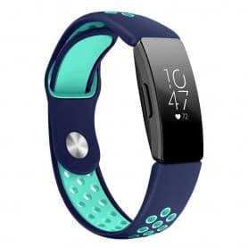 EBN Sport Armband FITBIT Inspire / Inspire HR - Blå/mint