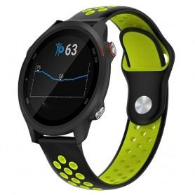 EBN Sport Armband GARMIN Forerunner 245/245M - Svart/grön