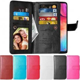 Dubbelflip Flexi 9-kort Samsung Galaxy A50 (SM-A505F)