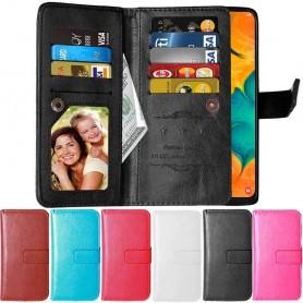 Dubbelflip Flexi 9-kort Samsung Galaxy A30 (SM-A305F)