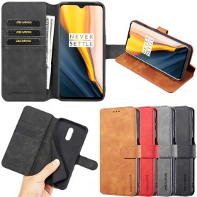 DG-Ming mobilplånbok 3-kort OnePlus 7