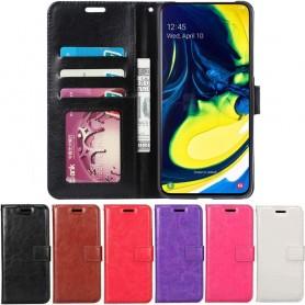 Mobilplånbok 3-kort Samsung Galaxy A80 (SM-A805F)