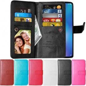 """Dubbelflip Flexi 9-kort Xiaomi Mi 9 (6.39"""")"""