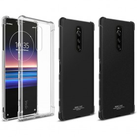 IMAK Shockproof silikon skal Sony Xperia 1 (I8134)