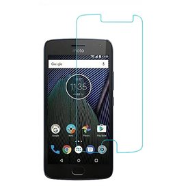 Skärmskydd av härdat glas Motorola Moto G5 Plus
