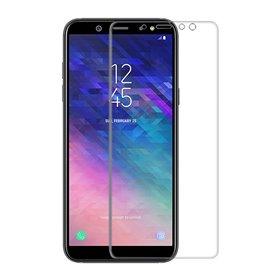 3D Curved glas skärmskydd Samsung Galaxy A6 Plus 2018 displayskydd
