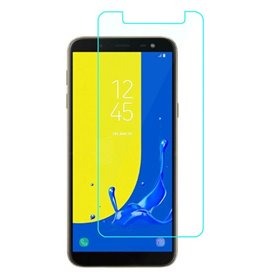 Skärmskydd av härdat glas Samsung Galaxy J6 2018 displayskydd