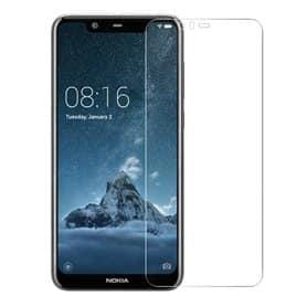 Skärmskydd av härdat glas Nokia 5.1 Plus displayskydd caseonline