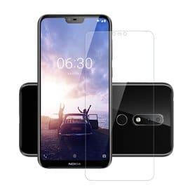 Skärmskydd av härdat glas Nokia 6.1 Plus displayskydd caseonline