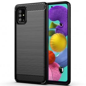 Borstat silikon skal Samsung Galaxy A51 (SM-A515F)