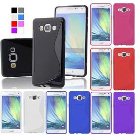 S Line silikon skal Galaxy A5