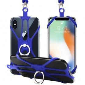 Mobilbilholder SuperGrip - Blå
