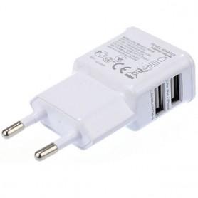 USB laddare med dubbla portar