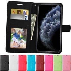 """Mobil tegnebog 3-kort Apple iPhone 12 Max (6.1"""")"""