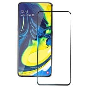 9D Glas skærmbeskytter Samsung Galaxy A80 (SM-A805F)