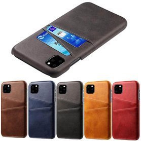 """Retro cover med slots Apple iPhone 12 Pro (6.1"""")"""