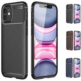 """Carbon silikone cover Apple iPhone 12 Mini (5.4"""")"""