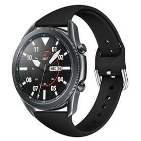 Sport Armbånd til Samsung Galaxy Watch 3 (41mm) - Sort