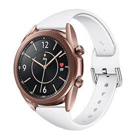Sport Armbånd til Samsung Galaxy Watch 3 (41mm) - Hvid