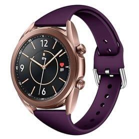 Sport Armbånd til Samsung Galaxy Watch 3 (41mm) - Lilla
