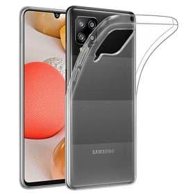 Silikone cover gennemsigtig Samsung Galaxy A42