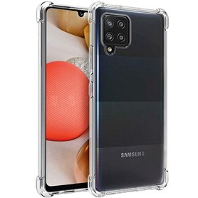 Shockproof silikone cover Samsung Galaxy A42