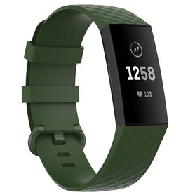 Sport Armbånd til Fitbit Charge 4 - Army