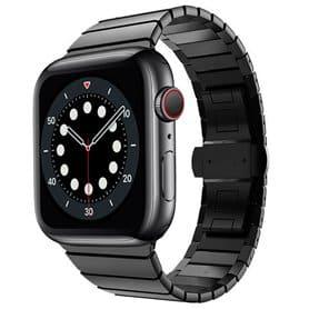 Armbånd Rsf Butterfly Apple Watch 6 (40mm) - Sort