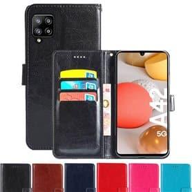 Wallet Cover 3-kort Samsung Galaxy A42