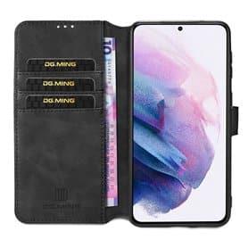 DG-Ming Wallet 3-kort Samsung Galaxy S21