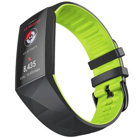 Twin Sport Armbånd Fitbit Charge 4- Sort/kalk
