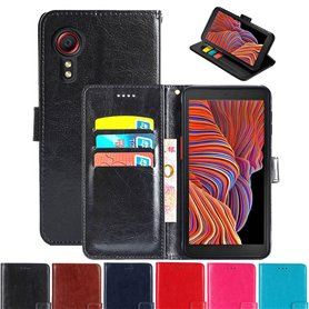 Wallet Cover 3-kort Samsung Galaxy Xcover 5