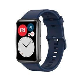 Sport Armband Huawei Fit - Mørkeblå