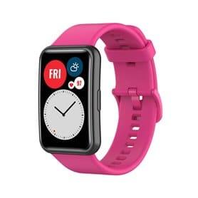 Sport Armband Huawei Fit - Mørk lyserød