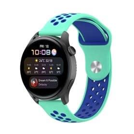 EBN Sport Armbånd Huawei Watch 3 - Mint/blå