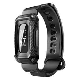 SUPCASE UB Pro armbånd Fitbit Inspire 2 - Sort