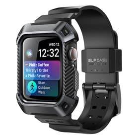 SUPCASE UB Pro armbånd Apple Watch 44mm - Sort