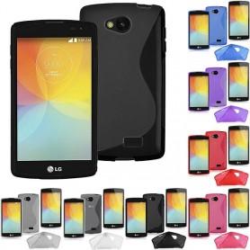 S Line silikon skal LG F60