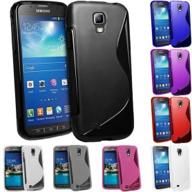 S Line silikon skal Galaxy S4 Active