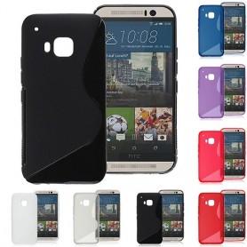 S Line silikon skal HTC ONE M9