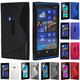 S Line silikon skal Nokia Lumia 920