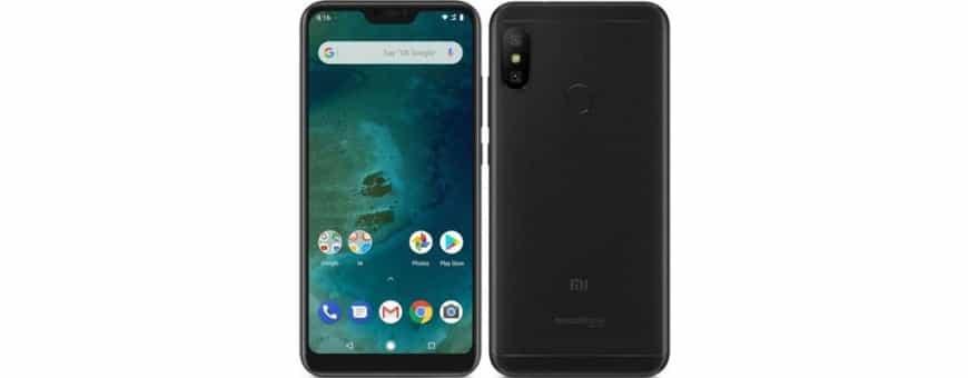 Køb mobildæksel og dækning til Xiaomi Mi A2 Lite på CaseOnline.se