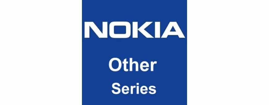 Blandede modeller til Nokia