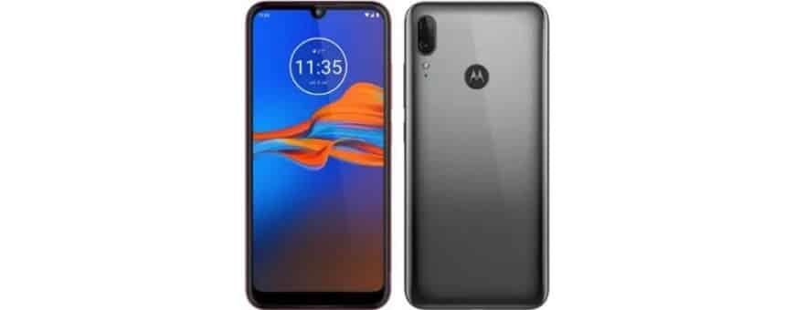 Køb mobilafdækning og -dæksel til Motorola Moto E6 Plus på CaseOnline.se