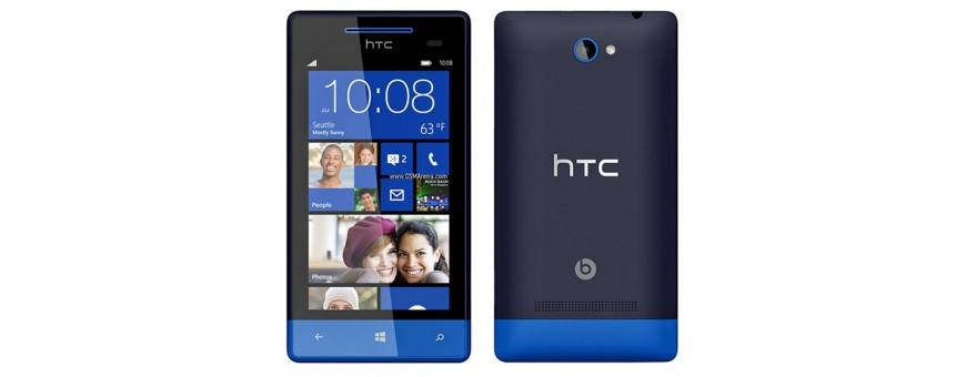 Køb mobil tilbehør til HTC 8S på CaseOnline.se