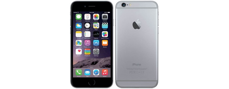 Køb billige mobil tilbehør til iPhone 6 på CaseOnline.se