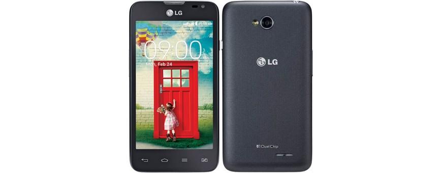 Billigt mobil tilbehør til LG L70 altid gratis forsendelse på CaseOnline.se