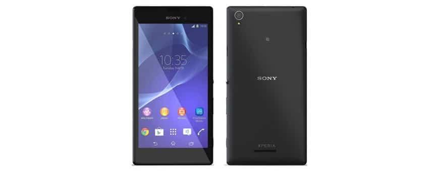 Køb billige mobil tilbehør til Sony Xperia T3 CaseOnline.se