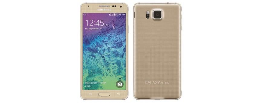 Køb billige mobil tilbehør til Samsung Galaxy Alpha CaseOnline.se